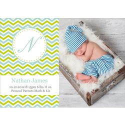Birth Announcement (13-081-5x7)