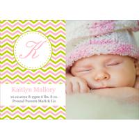 Birth Announcement (13-082) Single Card