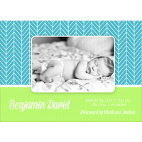 Birth Announcement (13-087-5x7)
