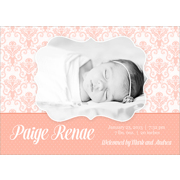 Birth Announcement (13-088-5x7)