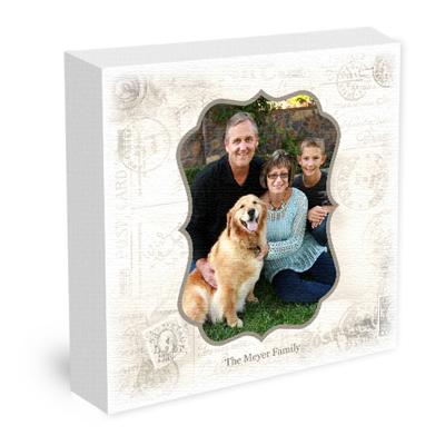 Premium 12x12 Canvas Wrap (V)