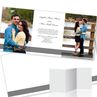 1260B - 5x7 Accordion Set of 25 Cards