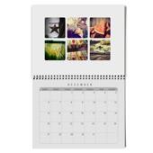 Simple Calendar - 2017 Aus/N.Z.
