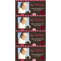 409 - Be Mine Valentine's Day Mini Cards