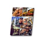 """5x7"""" Single Layer HD Metal Collage"""