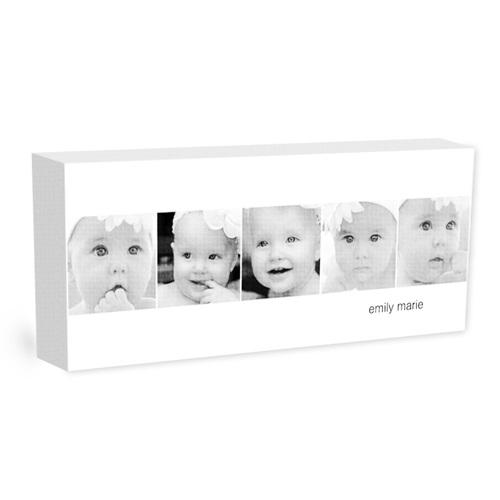10x24 Collage Canvas Wrap