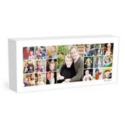 16x40 Collage Canvas Wrap