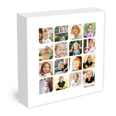 20x20 tear drop canvas collage apex photo gift specifications