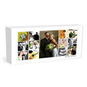 20x48 Collage Canvas Wrap