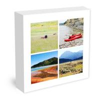 24x24 Collage Canvas Wrap