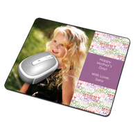 Mouse Pad (1 Image w/text_V)
