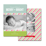 2-sided Holiday Card (14-030_5x7)