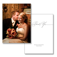 1199B - 5x7 H 2 Sided Set of 25 Cards