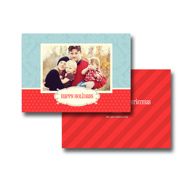 2-sided Holiday Card (13-013_5x7)