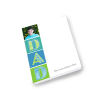 4x5 Note Pad 80 Sheets  Dad PG-212H