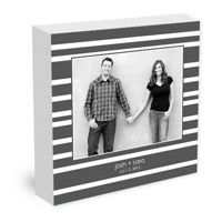 Premium 12x12 Canvas Wrap - Grey (H)