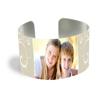 Cuff Bracelet (PG-185C) White Gloss