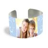 Cuff Bracelet (PG-185E) White Gloss
