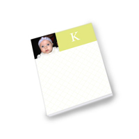 4x5 Note Pad 80 Sheets Monogram (PG-212A)