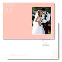 1309 - 5x7 V Folded Set of 25 Cards