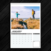 Wall Calendars (Multi-page)