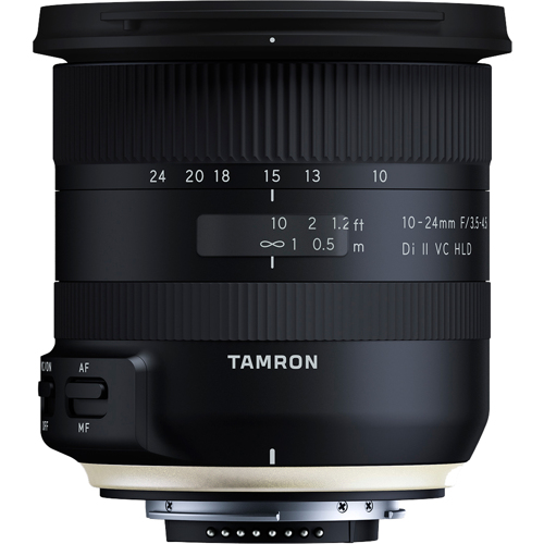 Tamron-10-24mm F3.5-4.5 Di II VC HLD for Nikon-Lenses - SLR & Compact System
