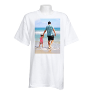 Medium Adult T-shirt - V