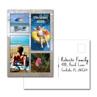 Post Card - D