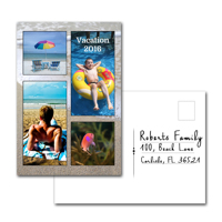 Post Card - D - Multi image on 100x150mm Card