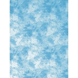 ProMaster-Cloud Dyed Backdrop - 10' x 20' - Light Blue #9248-Backgrounds