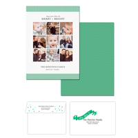 Minted<br>5x7 Double Sided<br>Envelope