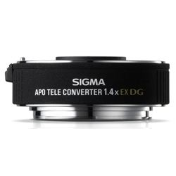 Sigma-1.4X Teleconverter EX APO DG - Nikon Mount-Lenses - SLR & Compact System