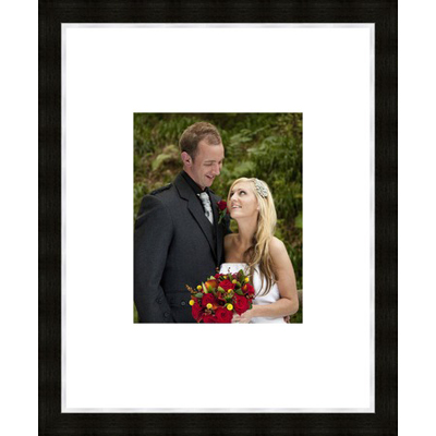 Signing Frame With 10 x 8 Print 20 x 16 Glass size