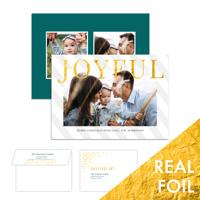 Pure Joy<br>5x7 Foil<br>Envelope