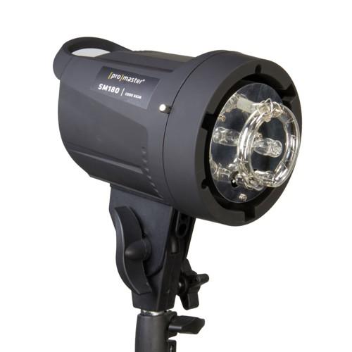 ProMaster-SM180 Manual Control Studio Monolight - 180 ws #6826-Miscellaneous Studio Accessories