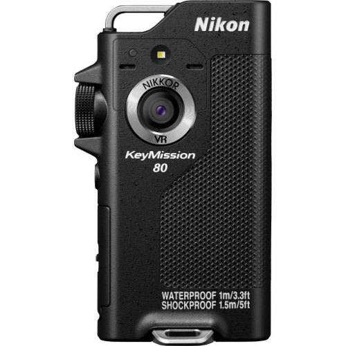 Nikon-KeyMission 80-Video Cameras