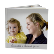 8 x 8 Lay Flat Photo Album
