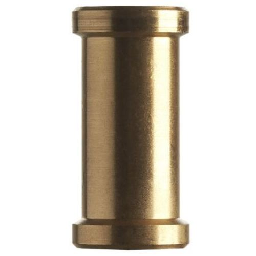 ProMaster-Professional Short Spigot 1/4-20f to 3/8f Brass #5542-Light Stands & Accessories