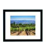 11x14 Matted Print in 16x20 Frame
