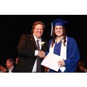 Prince Andrew High Grad Ceremony