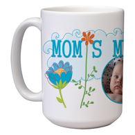15 oz Mother's Day Mug (H)