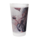 16 oz Frosted Pint Glass