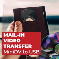 MiniDV to USB