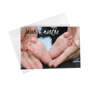 5x7 Photo Card - Set of 1