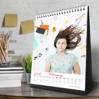 2019 Desktop Calendar CLM11D