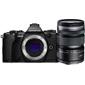 Olympus-OM-D E-M5 Mark II System Camera with M.Zuiko ED 12-50mm f3.5-6.3 EZ Lens-Digital Cameras