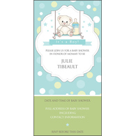 Baby Shower Card M