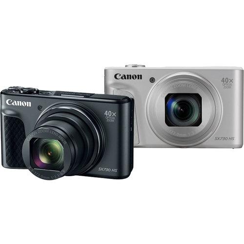 Canon-PowerShot SX730 HS Digital Camera with Case-Digital Cameras