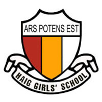 Haig Girls' School 2016