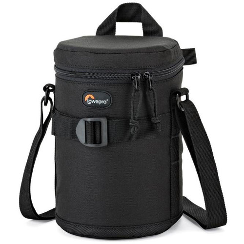 Lowepro-Lens Case 11 x 18 cm - Black-Bags and Cases